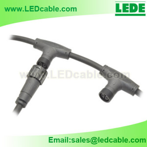 WDC-06: Waterproof Power Cable-T Type