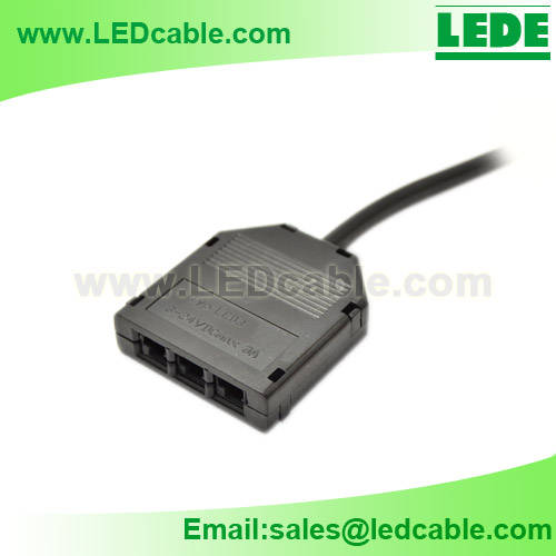 JB-02: 3 Way Plug And Play LED Junction Box