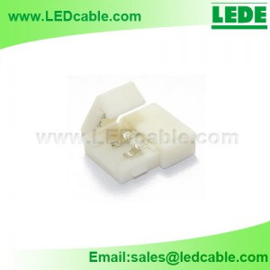 LSW-11:Easy Plastic Solderless connector For Single color LED Strip