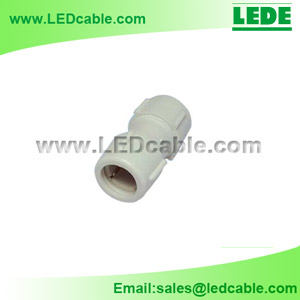 LRC-01: LED Rope Light Splice Connector For 2 Wire