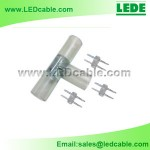 LRC-03A: T Type Connector for LED Rope Light