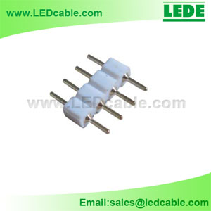LSC-03M:4 Pin Connector for RGB LED Strips