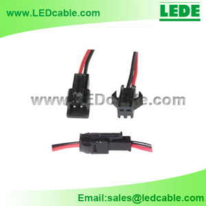 LSW-16: Locking 2 Wire Single Color LED Strip Quick Connector