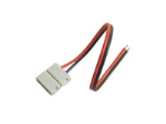 Solderless EZ connector wire For Single Color LED Strip-v