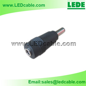DCC-10: 5.5mm to 3.5mm DC Power Adapter