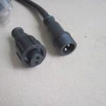 End cover for LED Waterproof Power Cable