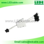 LSW-17S: RGB LED Strip Splitter Cable