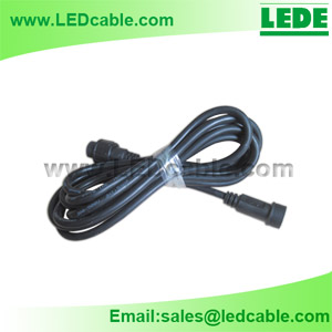 Waterproof Male to Female extension Cable