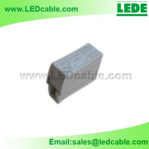 LTB-03: Wago Lighting Connector-Solid to Flexible Wire