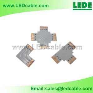 LSC-05: Flexible LED Strip PCB Connector