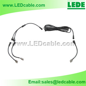 Outdoor RGB LED Strip Lighting Project Kits