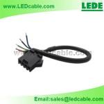 Indoor RGB LED Strip Lighting Project-1