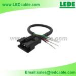 Indoor RGB LED Strip Lighting Project-3