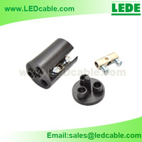 IP68 Waterproof T Connector - Parts