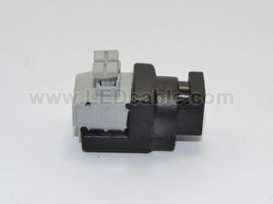 New Easy DC Female Connector For LED lighting