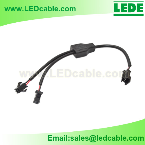 LSW-16S: Single Color LED Strip Splitter Cable