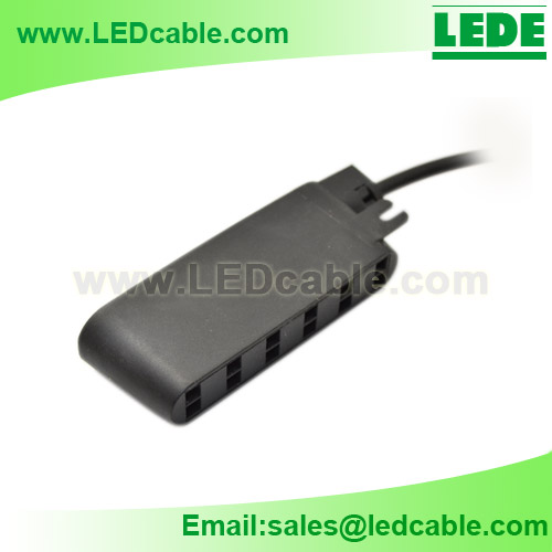 JB-06: AMP LED Junction Box for LED Lighting