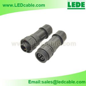 LWC-17:IP68 Waterproof Cable Connector