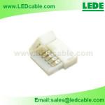 LSW-25: Easy Plastic Solderless RGBW Strip Connector