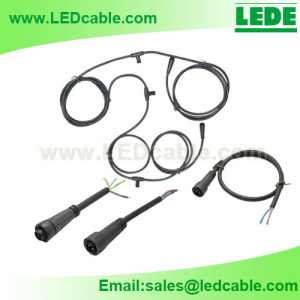 Waterproof Trailer Wiring Harness For Vehicle, Boat