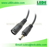 DC-23:Lock Design DC Connector Cable For Indoor LED Lighting
