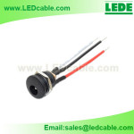 DC-24: DC Panel Mount Power Cable