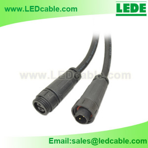 WDC-16:IP68 Waterproof Connector Cable