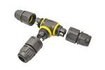 waterproof T connector-LWC-23