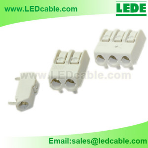 LTB-13:LED SMD PCB Terminal Block with Right Angle Lug