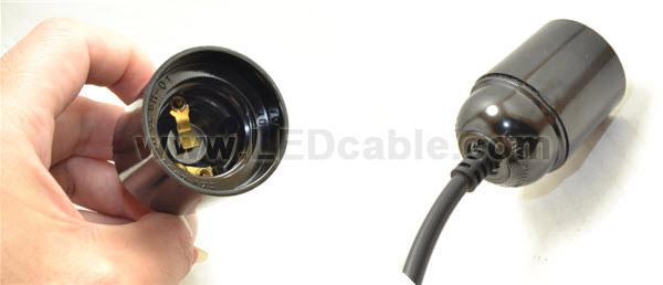 E27 Socket Details