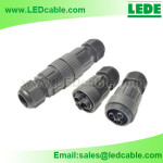 LWC-26:IP68 Waterproof Cable Connector, Screw type