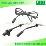 Customized Waterproof Cables for Sensor Faucet Systems