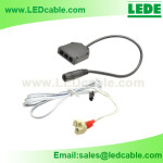 MR16 LED Light Distribution Cable System
