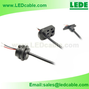 Customized Cable Strian Relief For LED Lights