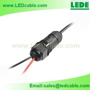 LWC-28: Waterproof Splitter Connector