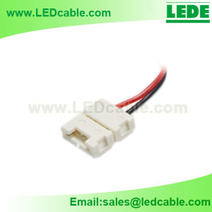 LSW-34: Solderless LED Strip Light Wire for 120 3528 LEDs