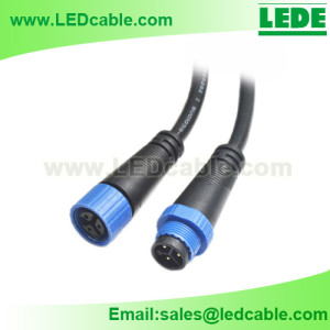 WDC-21: LED Street Light Waterproof Connector Cable