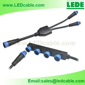 LED Area and Roadway Lights Project Cable System