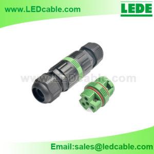 LWC-29: Mini IP68 Waterproof  Inline Cable Connector