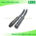 WDC-22: M8 Mini Waterproof Connector Cable