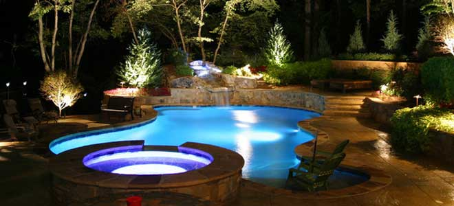 application-Landscape Lighting
