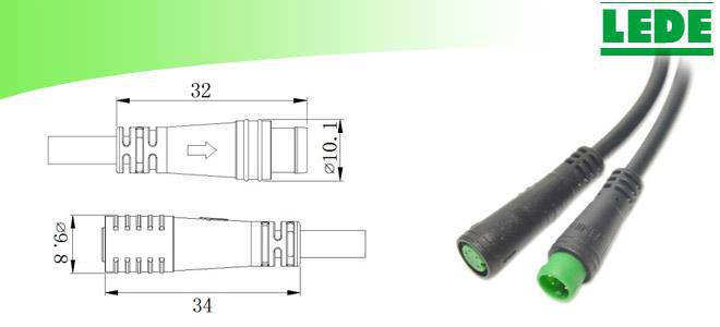 E bike Cable-WDC-19