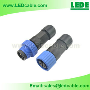 LWC-34: Waterproof Cable Conector For LED Area and Roadway Lights