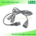 DC-39: AC Power Splitter Cable
