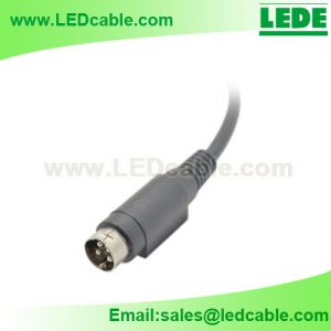 DC-40: Power DIN Cable Pigtail