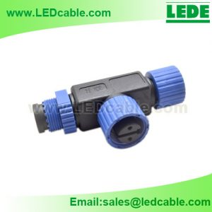 LWC-37: Waterproof T Connection For LED Area and Roadway Lights