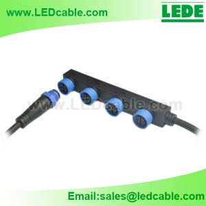 WDC-27 Waterproof Distribution Box for For LED Area and Roadway Lights