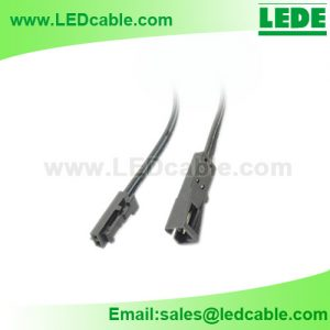 LSW-41: Molex Connector Cable for LED Lights