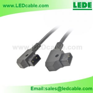DC-45: D-TAP Male to Male Cable