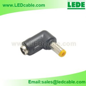 DC-14: L Type DC Connector Adapter